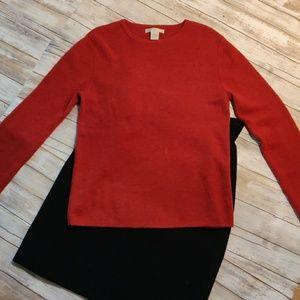 Sarah Spencer 100% italian merino wool